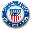 City of Akron Seal